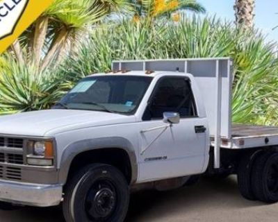 2000 Chevrolet C 3500 HD Chassis Cab Base
