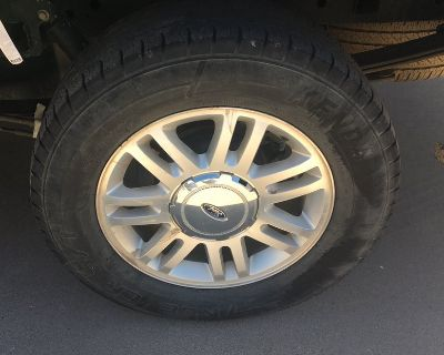 Ford F-150 six lug Tires and Rims