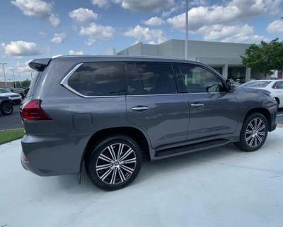 Pre-Owned 2019 Lexus LX LX 570 4WD SUV