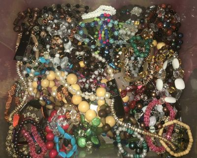 Jewlery / bead collection