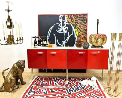 3 Day Modern Design Auction - Day One