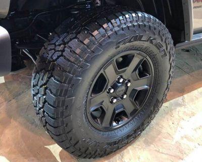 Georgia - (4) Jeep Gladiator Mojave Rims