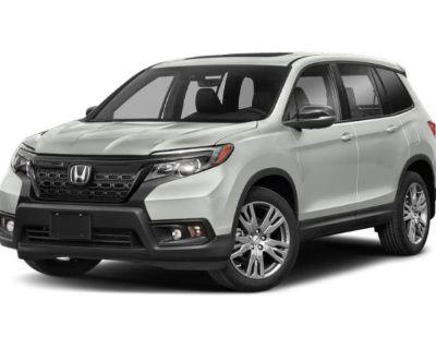 New 2021 Honda Passport EX-L FWD Sport Utility