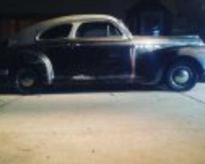 1941 buick with naihead v8 and 700r4 trans