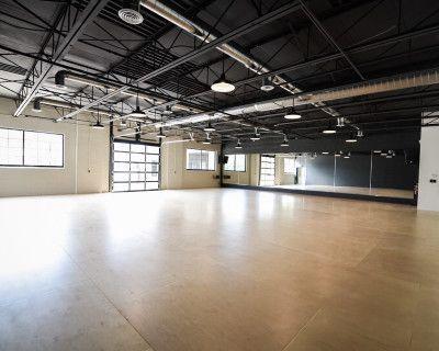 Modern, Industrial Studio, Ferndale, MI