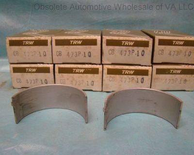 International Truck Ihc 401 478 549 Aco Series 2000 Rod Bearing Set 010