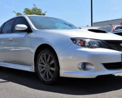 2010 Subaru Impreza WRX Limited