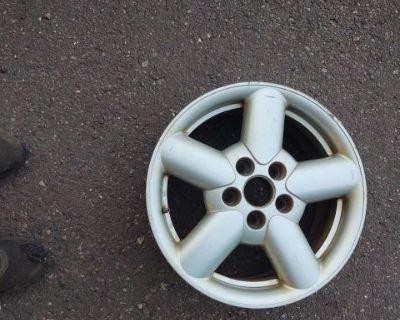 4 used 16 inch alloy wheel for VW eurovan