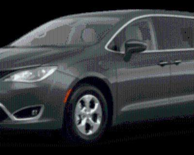 2020 Chrysler Pacifica Hybrid Red S