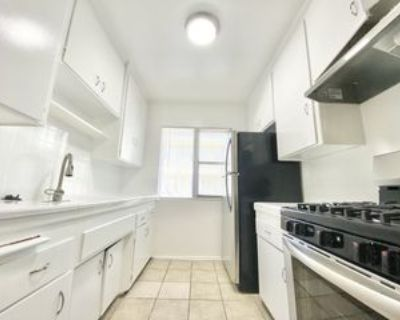 3956 Stevely Ave #6, Los Angeles, CA 90008 1 Bedroom Apartment