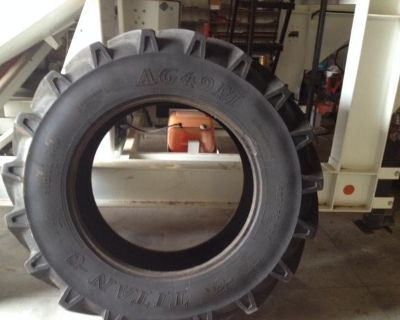 480/70 R34 tractor tire - like new