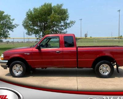1998 Ford Ranger SPLASH