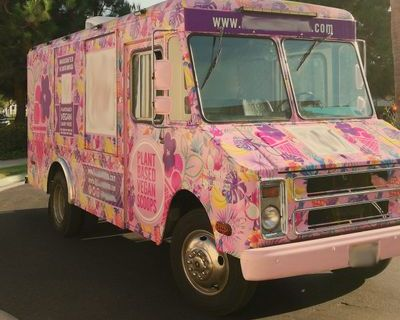 Food Truck - Ice Cream / Juice / Fruit / Cold Snack / Acai Truck - NEW REBUILT ENGINE INSTALLED LAST MONTH - Chevy / P30 Stepvan / 1990