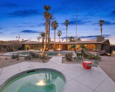 Unique Ranch near Joshua Tree National Park with Private Pool - Twentynine Palms