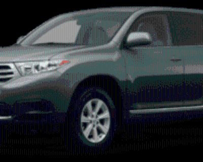 2012 Toyota Highlander SE V6 4WD