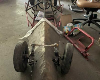 Go cart dragster (project)