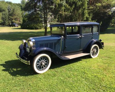 1928 Dodge Dodge Brothers Sedan