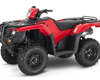 2021 Honda FourTrax Foreman Rubicon 4x4 EPS ATV Utility Norfolk, NE