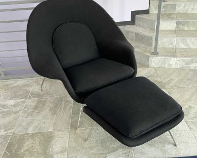 Womb Chair and Ottoman, copy