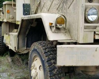 M923 Military Truck 2006