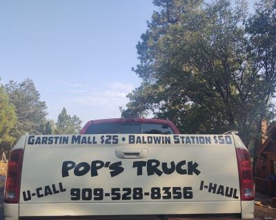 Pop's Truck at your service