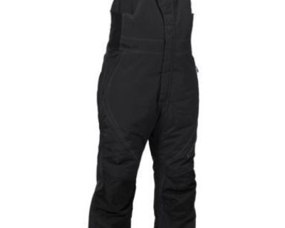 Castle X Mens Phase Black Bibs Warm Winter Snowmobile Snow Pants -l Or 2xl -new