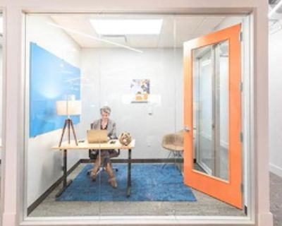 Private Office for 1 at Expansive - Boulder