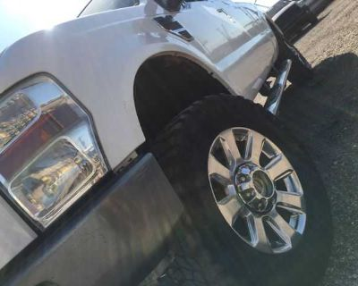 2009 Ford F350 Super Duty Crew Cab for sale