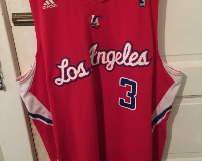 Los Angeles Clippers Chris Paul Jersey