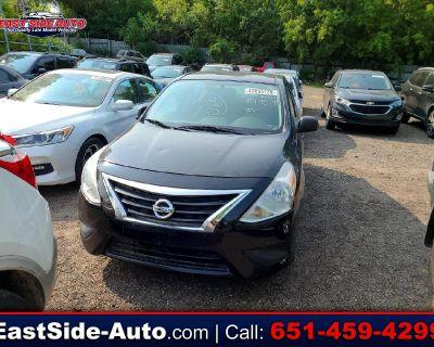 Used 2015 Nissan Versa 4dr Sdn CVT 1.6 S Plus