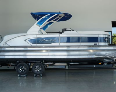 2021 Manitou 25 LX RFX Pontoon Boats Elk Grove, CA