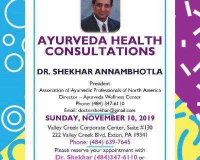Ayurveda Wellness Consultations