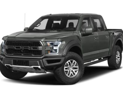 Pre-Owned 2020 Ford F-150 Raptor 4WD Crew Cab Pickup
