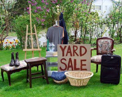 Tyler Walk Neighborhood Yard Sale