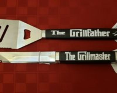 Father's Day - Grilling Tools