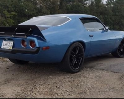 1971 Camaro 383 LS1/4l60e swap, lots of custom pieces, and other modifications
