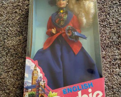 English Barbie (1991)