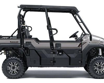 2021 Kawasaki Mule PRO-FXT Ranch Edition Utility SxS Tyler, TX