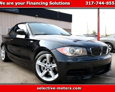 Used 2011 BMW 1-Series I W RED INTERIOR