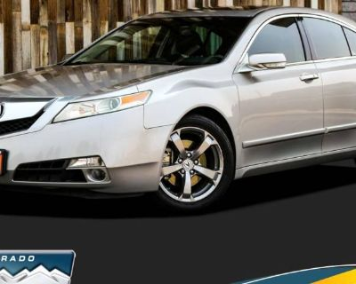 2009 Acura TL Technology Package