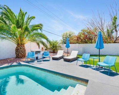 Greenway Villa, newly remodeled, Pool, putting green and Patio - Covey