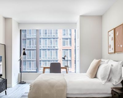 Stunning Navy Yard 1BR w/ Gym, Pool, W/D, steps from Metro, by Blueground - Capitol Riverfront