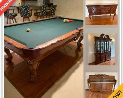 Purcellville Moving Online Auction - Creekspring Court