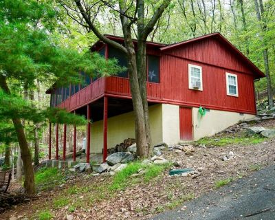 Charming, Cozy, Mountain Cabin in the Woods - Harpers Ferry