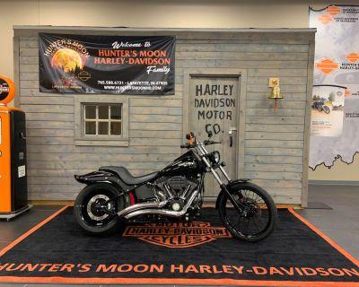 2007 Harley-Davidson Softail Night Train Cruiser Lafayette, IN