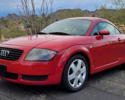 2001 Audi TT 1.8T