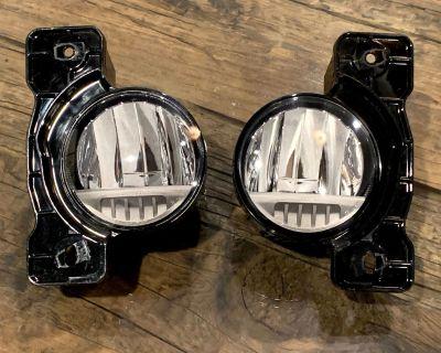 Virginia - 2020 Gladiator LED Fog Lights for Steel Bumper $150
