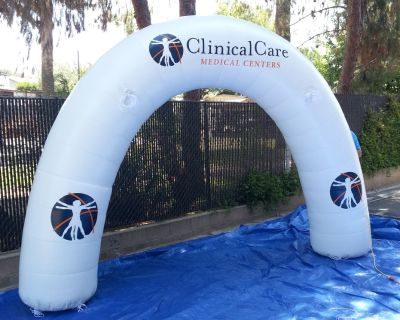 Best Distributor of Arches & Tunnels J.D. Inflatables