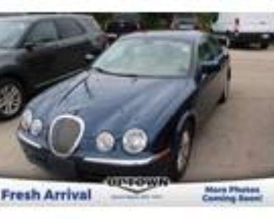 2001 Jaguar S-Type Blue, 58K miles