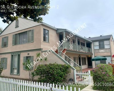 1 Bedroom Apartment in Belmont Shore Steps from the Beach Coming Soon!